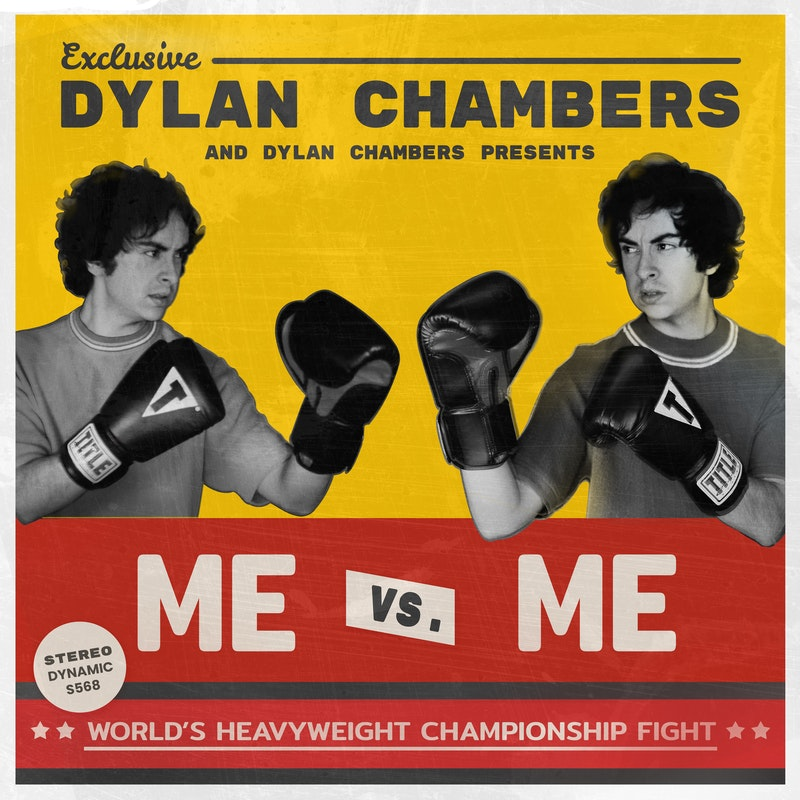 Dylan Chambers Me Vs Me cover